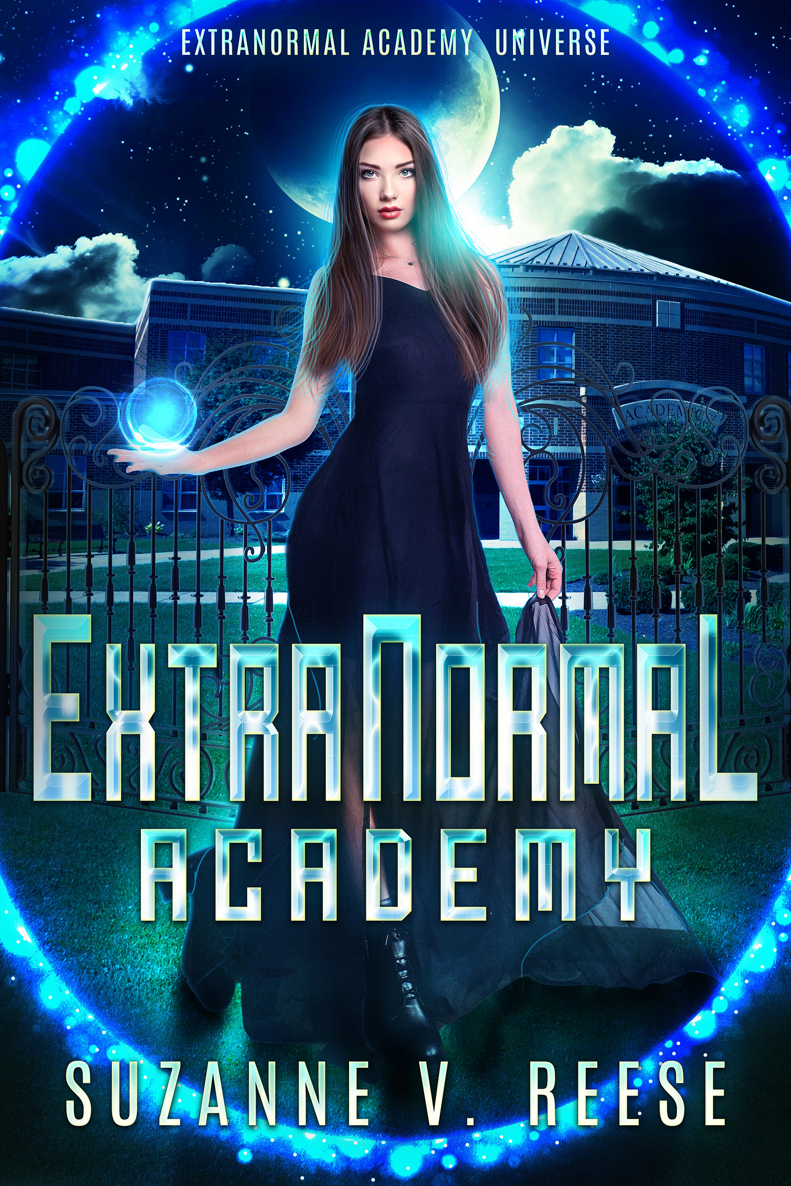 ExtraNormal Academy Cover