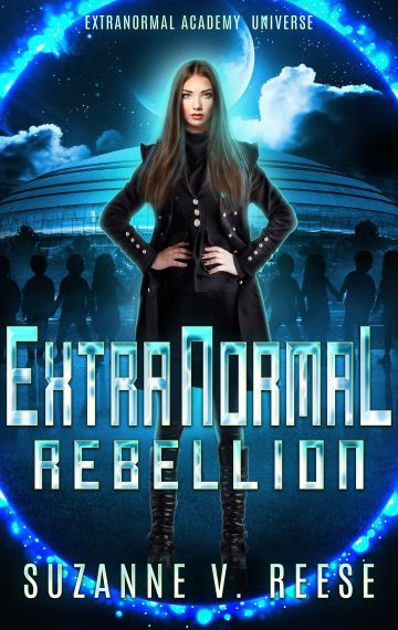 ExtraNormal Rebellion, ExtraNormal Academy #3