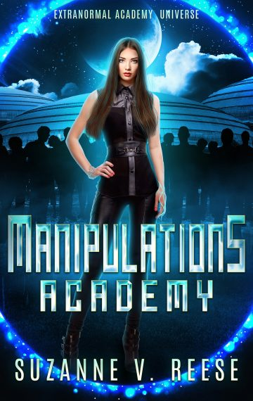 Manipulations Academy, short story collection in ExtraNormal Academy Universe